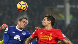 Dejan Lovren helped Liverpool to a clean sheet against Everton