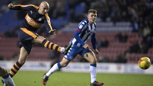 """Jonjo Shelvey (L) had denied an FA charge of """"using abusive and/or insulting words towards an opponent"""""""