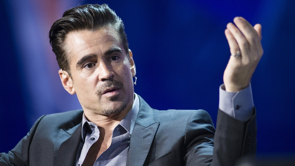 """Colin Farrell - """"There is an awful lot of affluence in Ireland. But there's a lot of poverty"""""""