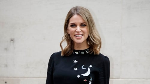 Get the Look: Amy Huberman's Checked Jacket