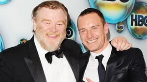 Brendan Gleeson and Michael Fassbender play on-screen father and son in Assassin's Creed and Trespass Against Us