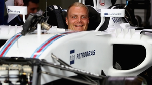 Valtteri Bottas looks set to join the dominant Mercedes Formula One team