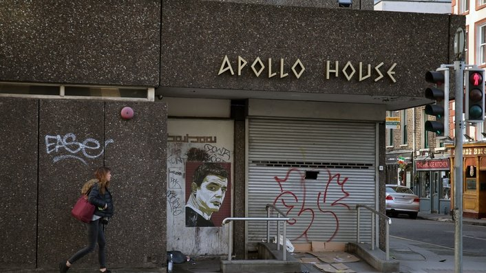 Authorities set to contact Apollo House occupiers