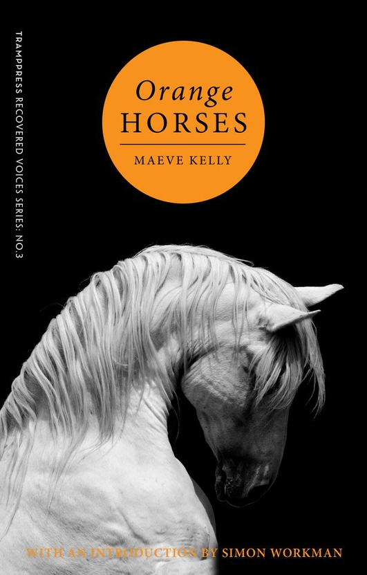 Review:  Orange Horses', a short story collection by Maeve Kelly
