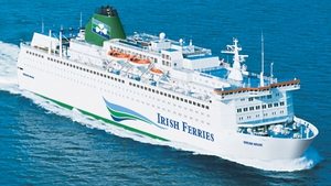 Revenues in ICG's Irish Ferries division were up 1.4% to €184.4m for the ten months to the end of October
