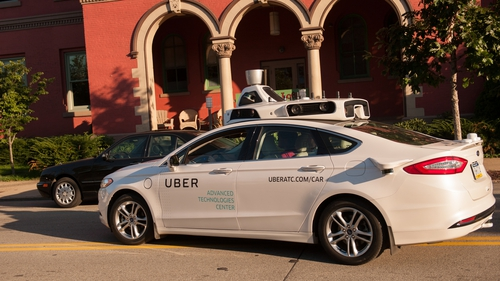 Experts say a substantial amount of Uber's valuation is based on it becoming an autonomous car leader