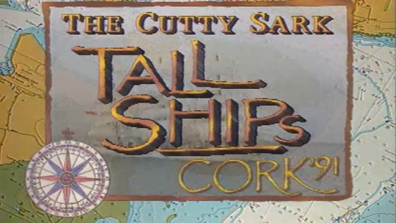 The Cutty Sark Tall Ships, Cork 1991