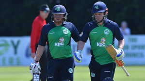 Ireland take on Afghanistan in a four-day clash