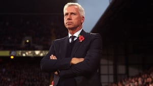 Alan Pardew has been sacked by Crystal Palace