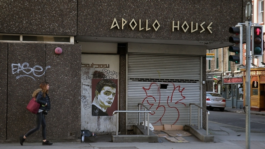 Apollo House campaigners agree to leave, as homeless get accommodation