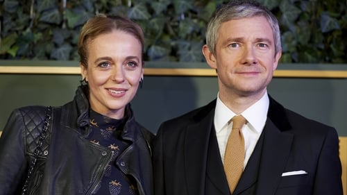The Hobbit star Martin Freeman splits from wife of 15 years