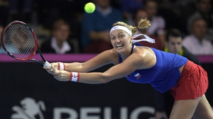 Kvitova has spoken publicly for the first time since her attack