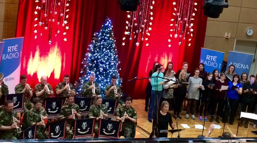 A musical Christmas special