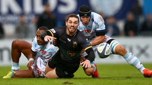 Wales winger George North has a history of head injuries in rugby
