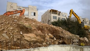 The UN is urging Israel to halt building settlements on occupied Palestinian territory