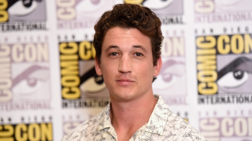 Miles Teller's Truck Flips in Car Accident