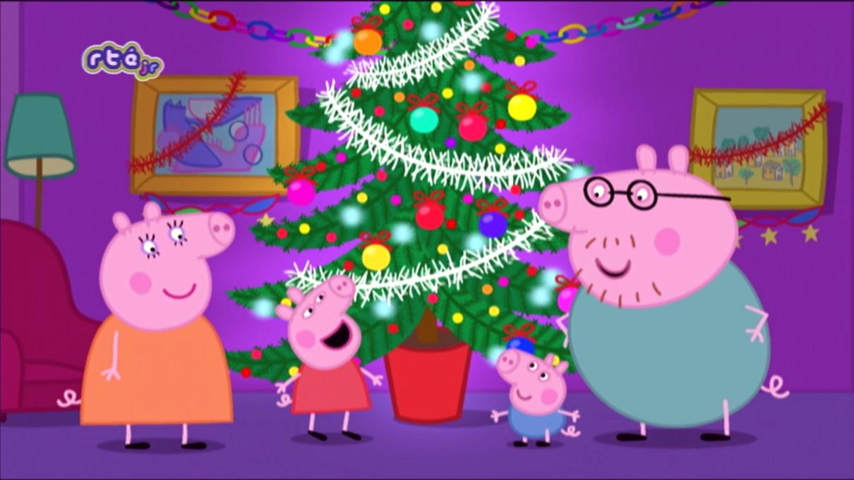 Peppa Pig Christmas.Peppa Pig Christmas Special