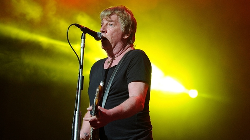 Rick Parfitt was a member of Status Quo for nearly 50 years