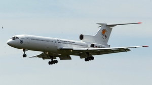 Tu-154's record is plagued with accidents