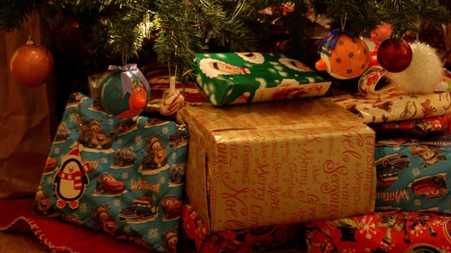 People are being asked to re-gift any unwanted presents