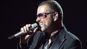 The late George Michael