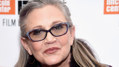 Star Wars icon Carrie Fisher has died, aged 60