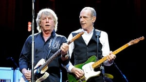 """Parfitt and Rossi onstage in 2010 - """"Rick Parfitt had been a part of my story for 50 years. Without doubt the longest relationship of my life: this was also the most satisfying, frustrating, creative and fluid"""""""