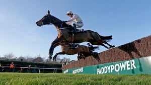 Min is currently second favourite for the Arkle Trophy at Cheltenham