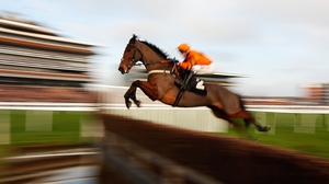 Thistlecrack in action last year