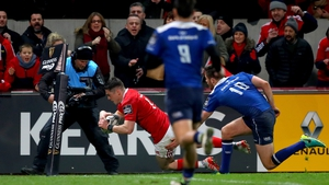 On October 7 the first Leinster Munster derby will take place at the Aviva Stadium