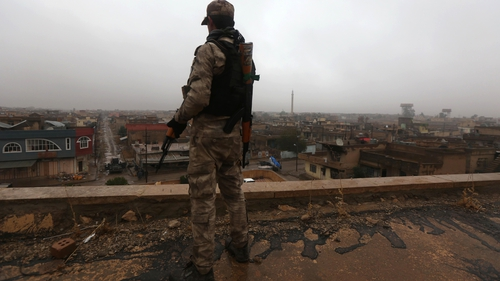 Iraqi forces have been tightening the noose around Mosul since launching the offensive