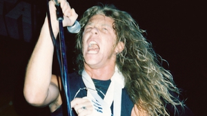 Metallica frontman James Hetfield brings Master of Puppets to the masses All photos from Metallica: Back to the Front, published by Insight Editions
