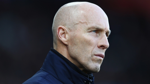 Bob Bradley was sacked after just 11 games