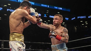 Carl Frampton will be back in the ring in last July