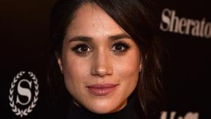 Actress Meghan Markle