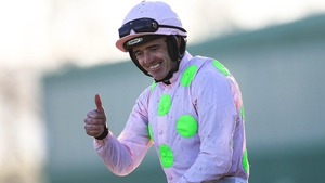 Ruby Walsh: 'If it's not the weekend of the 24th, hopefully it'll be the weekend after.