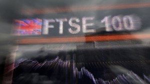 London's FTSE 100 first pushed above the 7,600 mark for the first time last Thursday