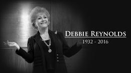 Actress Debbie Reynolds dies aged 84