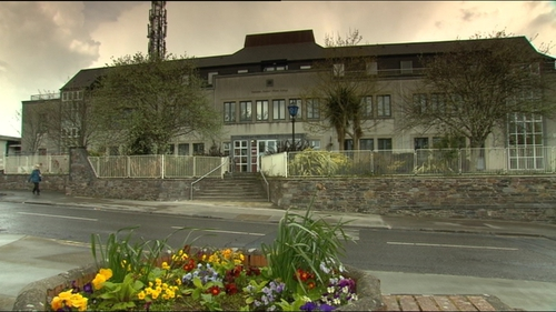 The pair are being held atWaterford Garda Station