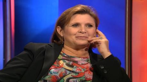 The Late Late Show Extras: Carrie Fisher (2004)