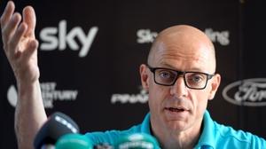Team Sky principal David Brailsford
