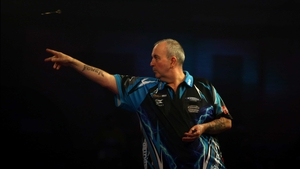 Phil Taylor is bidding for a 17th world title