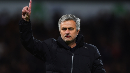 Mourinho says goalkeeper Sam Johnstone will leave on a loan deal in January