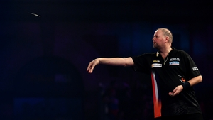 Van Barneveld is through to the last four