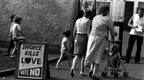 Fears were voiced ahead of the divorce referendum that families would no longer be protected if the vote passed