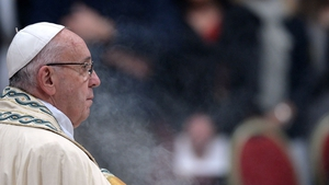 Pope Francis said a generation has been lost to desperation and joblessness