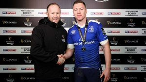 Rory O'Loughlin delivered a man-of-the-match performance at the RDS