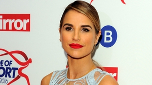 Vogue Williams taking over the small screen
