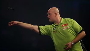 Michael van Gerwen is seeking a third Premier League crown