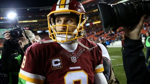 Kirk Cousins was in the spotlight after the Redskins slipped up at home